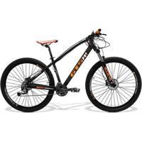 Bicicleta Gts Aro 29 Freio A Disco Hidráulico Câmbio Shimano Alivio 27 Marchas E Amortecedor Com Tra - Unissex