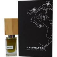 Nasomatto Absinth De Nasomatto Extrait De Parfum Feminino Pure Perfume 30 Ml