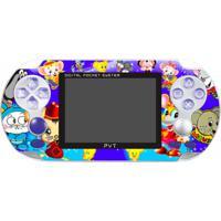 Console Portátil Joyful 500 Jogos - Azul