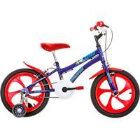 Bicicleta Houston 16 Nic - Aro 16 Azul