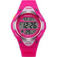 Relógio Skmei Digital 1077 Rosa