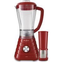 Liquidificador Britânia Blq950V Vermelho 900W 127V
