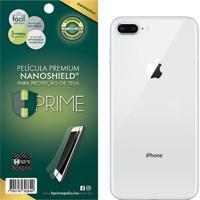 Película Protetora Traseira Nanoshield Hprime Para Apple Iphone 8 Plus Transparente