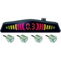 Sensor De Estacionamento 4 Pontos Clipe Metálico Multilaser
