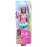 Boneca - Barbie - Dreamtopia - Princesa - Coroa Roxa Mattel