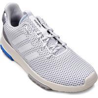 Tênis Adidas Cf Racer Tr Masculino - Masculino-Branco
