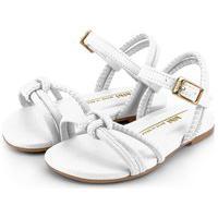 Sandália Infantil Bibi Mini Me Branco - 1102195