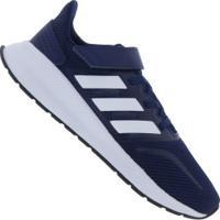 Tênis Adidas Runfalcon C Ps - Infantil - Azul Esc/Branco