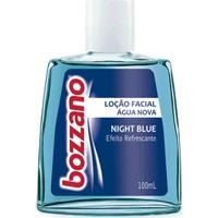 Loção Pós Barba Bozzano Night Blue 100Ml Água Nova