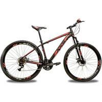 Bicicleta Aro 29 Xks Kairos Cambios Shimano 21V - Unissex