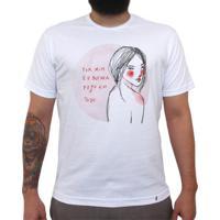 Por Mim Eu Botava Fogo Em Tudo - Camiseta Clássica Masculina