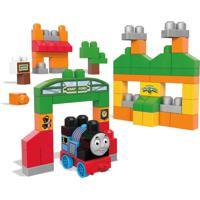 Mega Bloks Thomas E Amigos - Mattel