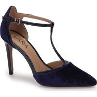 Sapato Scarpin Feminino Lara - Marinho