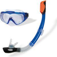 Kit Mergulho Silicone Aqua Pro 55962 Intex