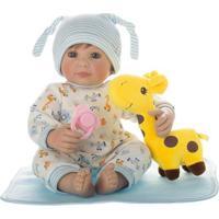 Boneca Laura Doll - Baby - Lucca - Shiny Toys