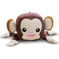 Esponja Soapsox De Banho Macaco Colorido