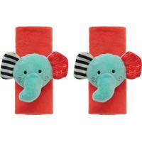 Protetor Para Cinto De Segurança Elefantinho Happy Zoo- Buba