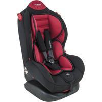 Cadeira Para Auto - Até 25 Kg - Max Plus - Preto E Vermelho - Kiddo - Unissex-Vermelho