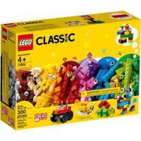 Lego Classic - Conjunto Básico - 300 Peças - 11002