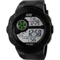 Relógio Skmei Digital 1027 Preto