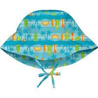 Chapã©U Pranchas De Surf - Azul & Verde- 21X33X1,5Cm Bup Baby