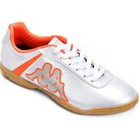 b743c9d611 Netshoes  Chuteira Futsal Kappa Torpedo - Unissex