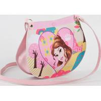 Bolsa Infantil Princesa Bella Disney
