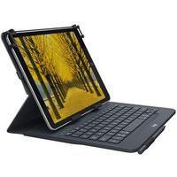 Capa Logitech Teclado Universal Folio Bluetooth Para Tablets De 9´ E 10´ - 920-008334
