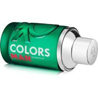 Perfume Masculino Colors Man Green Eau De Toilette - Benetton