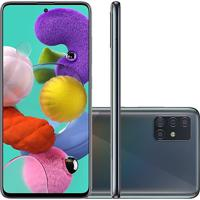 Smartphone Samsung Galaxy A51 128Gb Sm-A515F Nacional Preto