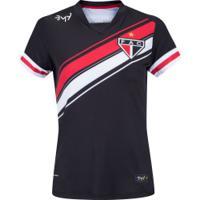 Camisa De Goleira Do Ferroviário Iii 2020 Bomache - Feminina - Preto