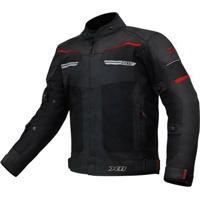 Jaqueta Moto X11 Breeze Masculina Ventilada 100% Impermeável - Masculino