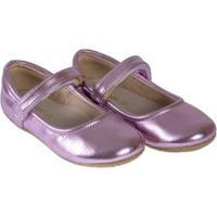 Sapato Infantil Dakar Rosê - Baby Passo - 23