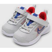 Tênis Nike Infantil Downshifter 11 Cinza