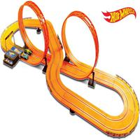Pista Hot Wheels Track Set 632Cm Deluxe Multikids Br083