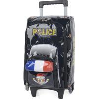 Mala Infantil Police Ic31572Pl Unico