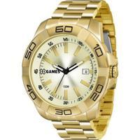 fa64740f8db ... Relógio X-Games Xmgs1020 C1Kx Masculino - Masculino-Dourado