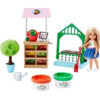Boneca Barbie - Horta Da Chelsea - Mattel