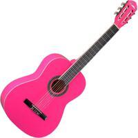 Violão Acústico Nylon Memphis Pink Ac39Pi Tagima