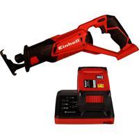 Serra Sabre + 1 Bateria 3.0Ah + 1 Carregador Bivolt Einhell