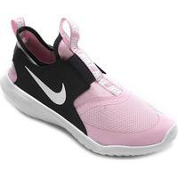Tênis Infantil Nike Flex Runner Gs - Unissex-Pink+Branco