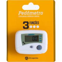 Pedômetro Ax Esportes Corrida Com 3 Funções