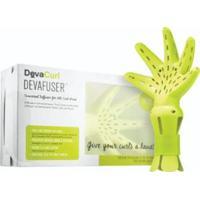 Difusor De Cabelo Deva Curl Fuser Para Modelar Cachos - Unissex-Verde