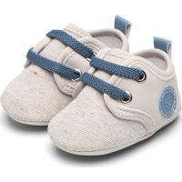 Sapato Pimpolho Menino Liso Off-White