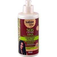 Creme De Pentear Salon Line Sos Coco 300Ml