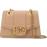 Dolce & Gabbana Bolsa Transversal Dg Amore - Neutro
