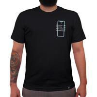 Ocultar Stories - Camiseta Clássica Masculina
