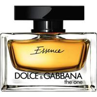 Perfume Feminino The One Essence Dolce&Gabbana - Eau De Parfum 40Ml - Feminino-Incolor