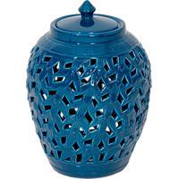 Vaso De Porcelana Buttes