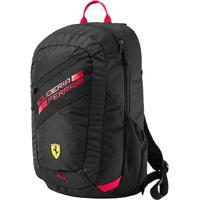 92d3c7317 Netshoes; Mochila Puma Scuderia Ferrari Fanwear - Masculino